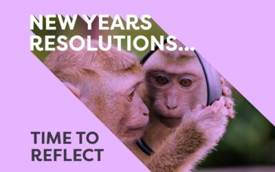 New year resolutions – time to reflect